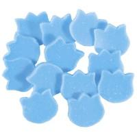 Ceara Parfumata Blueberry set 12 buc, Bomb Cosmetics