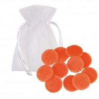 Ceara Parfumata Citrus Blizard set 12 buc, Bomb Cosmetics