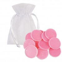 Ceara Parfumata Cranberry set 12 buc, Bomb Cosmetics