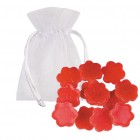 Ceara Parfumata Floral set 12 buc, Bomb Cosmetics