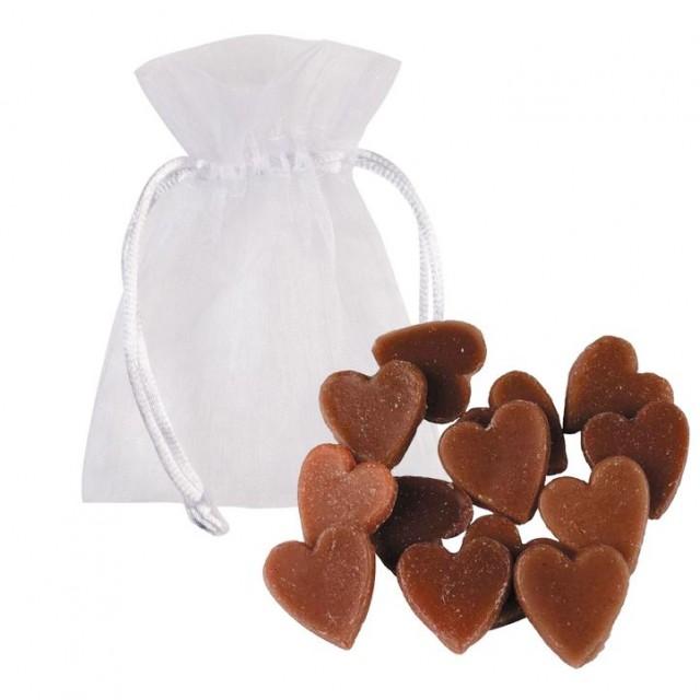 Ceara Parfumata Hazelnut set 12 buc, Bomb Cosmetics