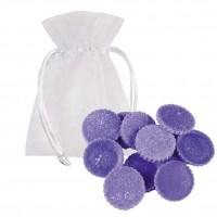 Ceara Parfumata Blackcurrant set 12 buc, Bomb Cosmetics