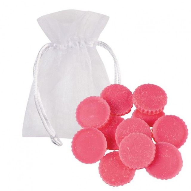 Ceara Parfumata Pink Rhubarb & Raspberry set 12 buc, Bomb Cosmetics