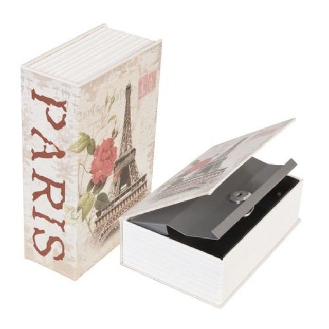 "Cutie-seif ""Book From Paris"", Clayre & Eef"
