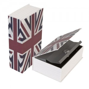 """Cutie-seif """"Book from London"""", Clayre & Eef"""