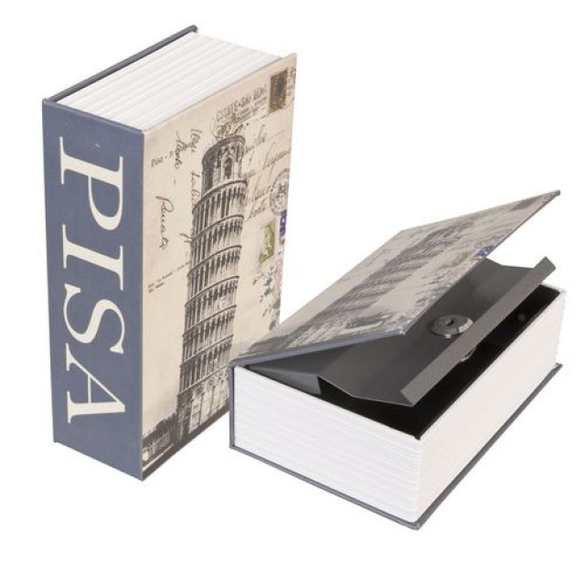 """Cutie-seif """"Book From Pisa"""", Clayre & Eef"""