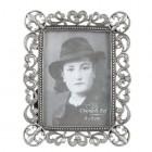 """Rama foto """"Silver Lines"""" 6*9 cm, Clayre & Eef"""
