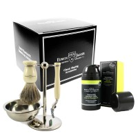 Edwin Jagger Set 5 piese si Aftershave Limes&Pomegranate