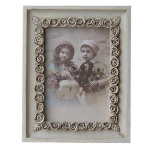 """Rama foto """"Roses all Over"""" 13*18 cm, Clayre & Eef"""