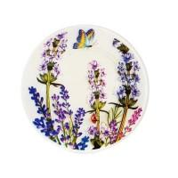 Lavender Flower - Farfurie Mica