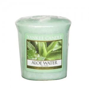 Lumanare Parfumata Votive Aloe Water, Yankee Candle