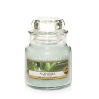 Lumanare Parfumata Borcan Mic Aloe Water, Yankee Candle