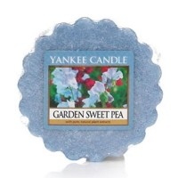 Tarta Parfumata Garden Sweet Pea, Yankee Candle