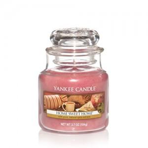 Lumanare Parfumata Borcan Mic Home Sweet Home, Yankee Candle