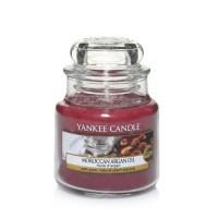 Lumanare Parfumata Borcan Mic Moroccan Argan Oil, Yankee Candle