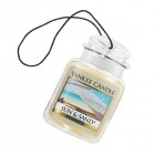 Odorizant Auto Car Jar Ultimate Sun & Sand, Yankee Candle