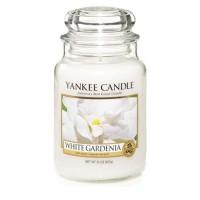 Lumanare Parfumata Borcan Mare White Gardenia, Yankee Candle