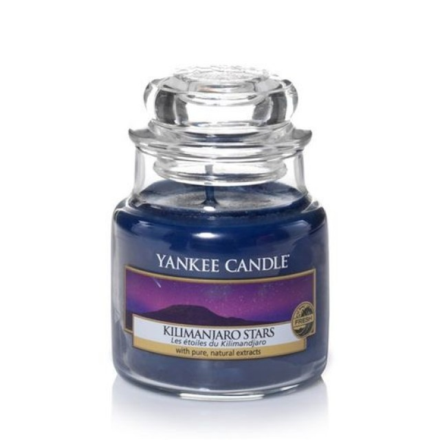 Lumanare Parfumata Borcan Mic Kilimanjaro Stars, Yankee Candle