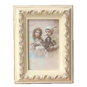 "Rama foto ""Boy & Girl"" 10*15 cm, Clayre & Eef"