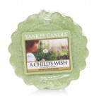 Tarta Parfumata A Child's Wish, Yankee Candle