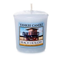 Lumanare Parfumata Votive Beach Holiday, Yankee Candle