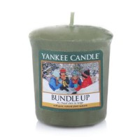 Lumanare Parfumata Votive Bundle Up, Yankee Candle