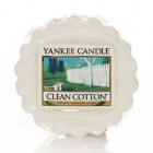 Tarta Parfumata Clean Cotton, Yankee Candle