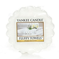 Tarta Parfumata Fluffy Towels, Yankee Candle
