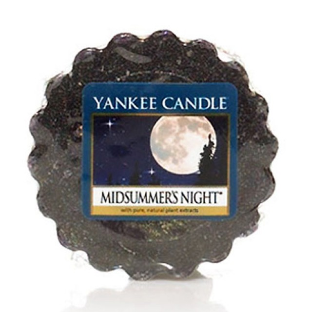 Tarta Parfumata Midsummer's Night, Yankee Candle