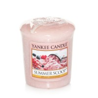 Lumanare Parfumata Votive Summer Scoop, Yankee Candle