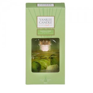 Betisoare Parfumate New Signature, Vanilla Lime, Yankee Candle