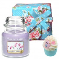 Set cadou Love Note & Honey Blossom