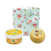 Set cadou Pineapple & Honey, Bomb Cosmetics