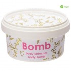 Unt pentru corp Body Shimmer Bomb Cosmetics, 210ml