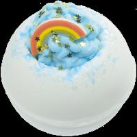 Bila efervescenta de baie Over the Rainbow, Bomb Cosmetics 160g