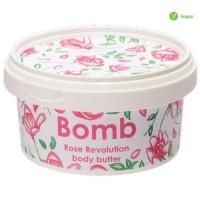 Unt pentru corp Rose Revolution, Bomb Cosmetics