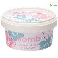 Unt pentru corp Sunkissed Shimmer, Bomb Cosmetics