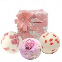 Set saruri de baie Pinky Spirit Candy, Bomb Cosmetics