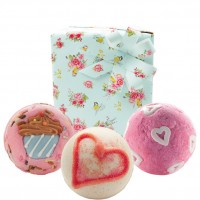 Set cadou We love cupcakes!, Bomb Cosmetics