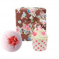 Set cadou Sweet Roses, Bomb Cosmetics