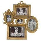 "Rama foto ""Family"" (2x) 6*8 / (2x) 10*15 / 13*18 cm, Clayre & Eef"