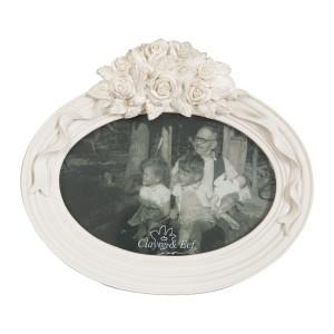 "Rama foto ""Roses Bouquet"" 13*10 cm, Clayre & Eef"