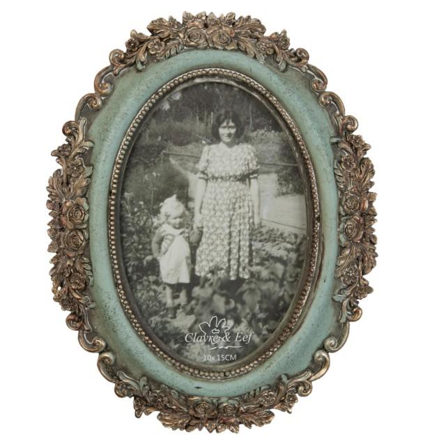 """Rama foto """"Garden of Roses"""" 10*15 cm, Clayre & Eef"""
