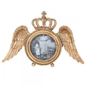 """Rama foto """"Crown"""", Clayre & Eef"""