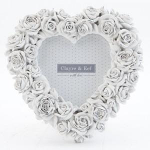 "Rama foto ""Rose Heart"", Clayre & Eef"