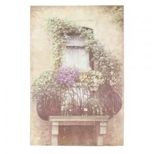 """Tablou """"Balcony"""", Clayre & Eef"""