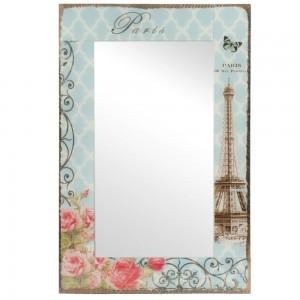 """Oglinda """"I love Paris"""", Clayre & Eef"""