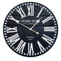 "Ceas ""Grand Hotel"" Ø 60*5 cm, Clayre & Eef"