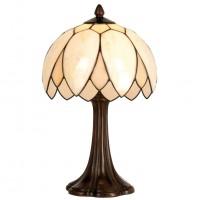 Lampa Tiffany, 25x42 cm, 1x E14 / Max 40W, Clayre & Eef