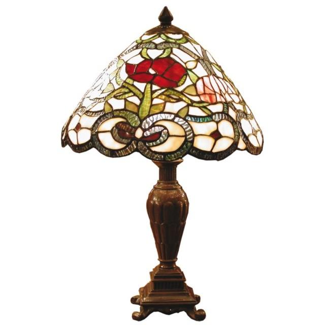 Lampa Tiffany, 32x47 cm,1x E14 / Max 40W, Clayre & Eef